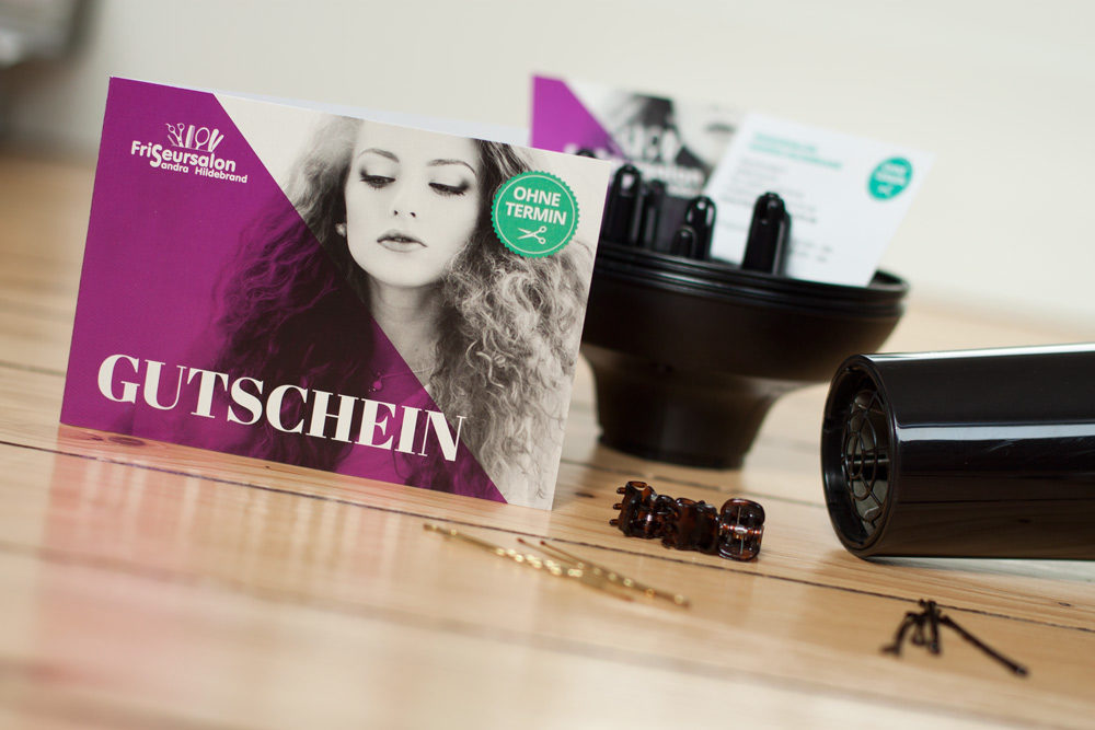 Friseursalon Sandra Hildebrand | Gutschein