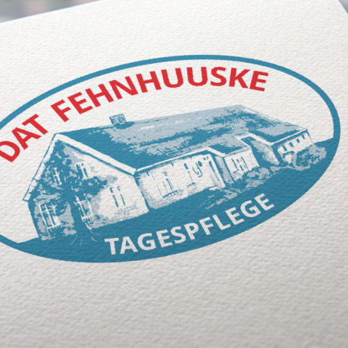 Dat Fehnhuuske Tagespflege | Logo Design