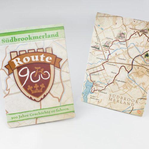 Route 900 | Historische Landkarte