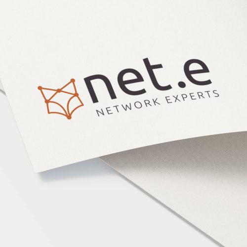 net.e | Logo
